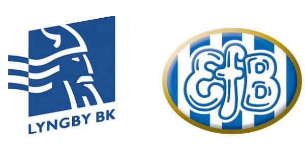 Lyngby Boldklub vs. Esbjerg forenede Boldklubber