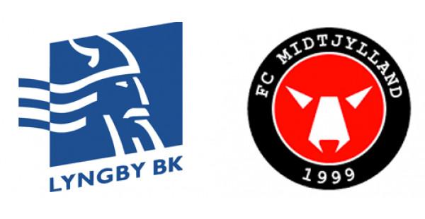 Lyngby BK vs. FC Midtjylland