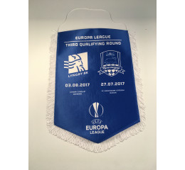Vimpel Europa League 3. kvalifikationsrunde, Lyngby Boldklub - FC Krasnodar