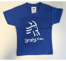 LyngbyFan - børne T-shirt