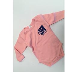 Babybody lyserød