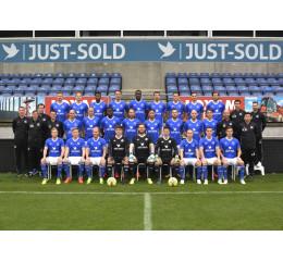 Lyngby Boldklub 1. holdet holdbillede sæson 2017/2018